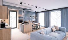波蘭北歐風木質感溫潤公寓 - DECOmyplace 新聞