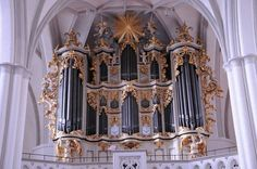 St. Marys Pipe Organ Berlin, Germany