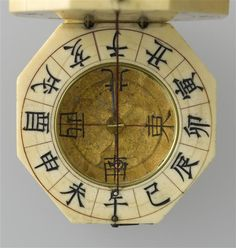 Early Compasses and sundials (China)