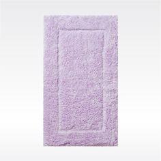 Habidecor 腳踏墊 Must系列-50×80cm -  薰衣紫(430)★頂級100%金埃及長纖精梳棉製成。 ★既輕又快乾,具有絕佳吸水力。 ★花版設計,手工製成,作工精密,整體結構紮實緊密不變形。 ★國際知名飯店-紐約 Plaza Hotel御用。