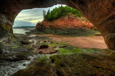 Bay of Fundy Tides in New Brunswick | 15 Surreal Places That Prove Canada Is A Breathtaking Country