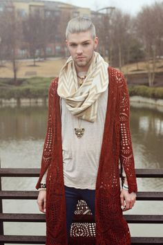 genderqueer fashion - Google Search