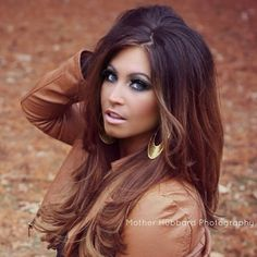 Tracy DiMarco-Epstien from Jerseylicious. love her and Corey's relationship even though I'm completely #teamOlivia