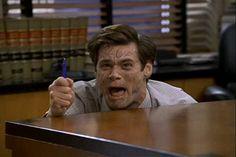 """LIAR LIAR.....""""The God damned pen is blue!!"""""""