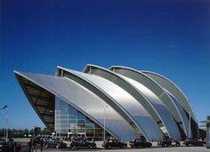 1997 - SECC Clyde Auditorium, Glasgow - Architecture of Glasgow - Archiseek.com