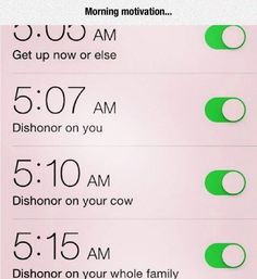 I'm going to need about 4 more hours before I even think about waking up, lol Sorry me, cow, family, everything, lol