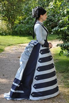 Before the Automobile: Costume College dress rehearsal part IV, the 1874 ...