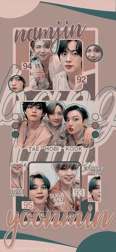 Bts Blackpink, Bts Taehyung, Yoonmin, J Hope Smile, Seokjin, Hoseok, Jimin Wallpaper, Bts Lockscreen, Wallpaper Lockscreen