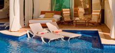 Luxurious resorts in Playa del Carmen, Mexico