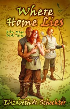 The final book in the Rebel Mage trilogy! Matthias and Solomon face their unknown enemy in a confrontation that reveals the final secret of the School!