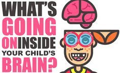 Image: Inside the Mind of a Child #infographic