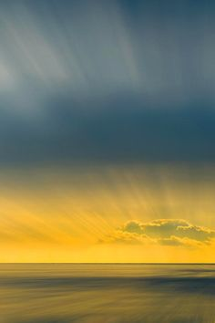 favorite-season: Attraction by Philippe Magoni Wonderful Places, Beautiful Places, Yellow Sky, Gods Creation, Beautiful Sky, Cool Pictures, Nature Photography, Scenery, Clouds