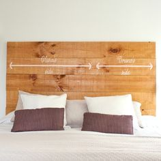 1000 images about cabeceros de madera on pinterest - Forrar cabecero de cama ...