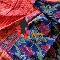 Sambalpuri Saree, Cotton Saree, Vera Bradley Backpack, Ikat, Shops, Silk, Fashion, Moda, Tents