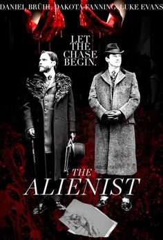 The alienist Top 10 Tv Series, I Love Series, Netflix Series, Series Movies, Movies And Tv Shows, Episode Guide, Episode 5, Detective, Magic Memories
