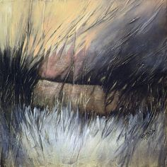 ARTFINDER: Astratto - III by Marjan Fahimi - Mixed media on wood - 30x30 cm