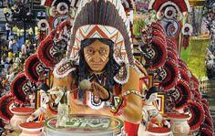 #Mangueira 2012 - #Carnaval na Avenida