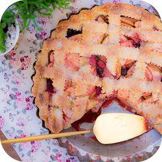 Torta de Maçã Americana | Vídeos e Receitas de Sobremesas