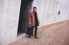 Wir haben für das Münchener Taschenlabel #SOUVE das #Lookbook für 2015 produziert.   #Accessoires #Bags #Male #Fashion #OfficeChic #MensFashion