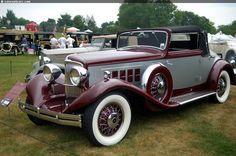 1932 REO Royale Convertible