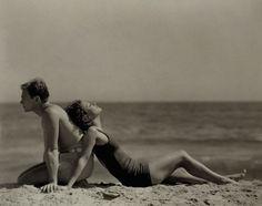 Nickolas Muray - Douglas Fairbanks Jr. and Joan Crawford. Vanity Fair, October, 1929