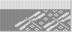 Tricksy Knitter Charts: dragonfly