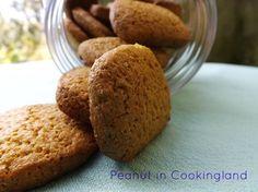 Per un pugno di ovetti: biscotti con farina di kamut e olio di oliva