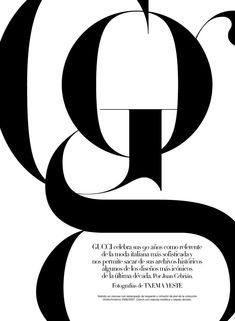 Harper's Bazaar Spain - Gucci