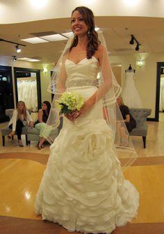 Season 6 Featured Dress - Diana #SYTTD #Weddings