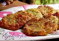 Frittelle di zucchine, ricetta economica gustoissima