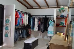 Ideas para construir un vestidor low cost
