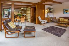 Modernist home of Architect Ewen Wainscott and his wife Eileen ofered for sale the first time since it was designed by Ewen in the early 1960's. Auckland, NZ