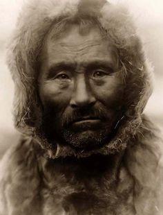 Eskimo man, 1929