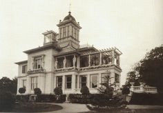 """""""Hvidøre"""" The house in Denmark bought by sisters,Dowager Empress Marie Feodorovna of Russia and Queen Alexandra of the United Kingdom. """"AL"""""""