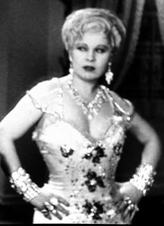 """""""I like a man who's good, but not too good--for the good die young, and I hate a dead one.""""   Mae West"""