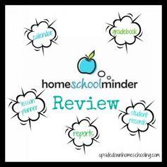 Homeschool Minder: The Ultimate Homeschool Documentation Tool - Upside Down Homeschooling