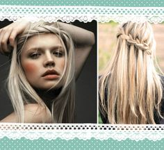 braid it up buttercup - a round up of braids & other romantic hairstyles