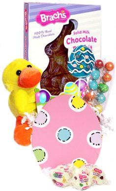 Easter Egg Ducky Candy Assortment