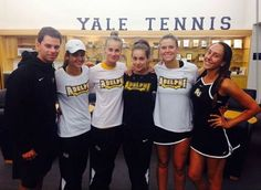 Women's Tennis Stays Perfect in NE-10 with 7-2 Win at New Haven