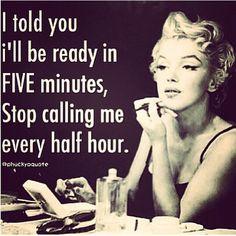 Marilyn Monroe sarcasm