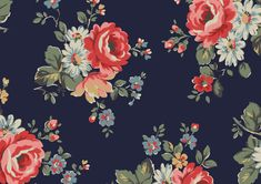 Kentish rose - the floral of autumn / winter