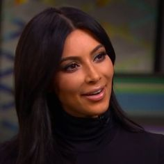Pin for Later: No Joke: Kim Kardashian Has a Signal to Reel Kanye West In