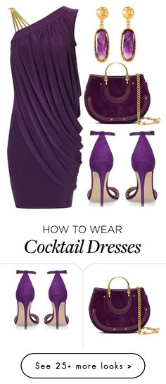 """dress"" by selenachh on Polyvore featuring Jane Norman, Chloé and Christina Greene"