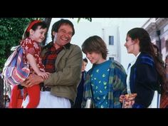 Mrs. Doubtfire (1993) Movie - Robin Williams, Sally Field Movies - YouTube