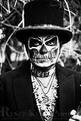 voodoo witch doctor face paint - Google Search