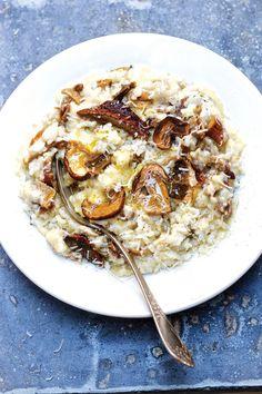 """""""Risotto ai funghi porcini"""", risotto aux cèpes"""