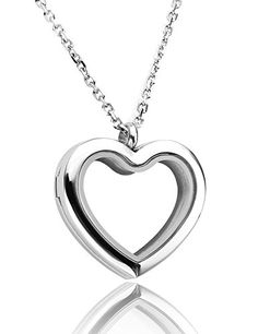 JOVIVI® Floating Charm Memory Locket Heart Glass Pendant ... https://www.amazon.com/dp/B00YBJVGBS/ref=cm_sw_r_pi_dp_BJZBxbG1D4VBS