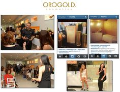 Health and Beauty PR  – OroGold Cosmetics media placements and events http://www.5wpr.com/practice/beauty-pr/orogold-cosmetics.cfm