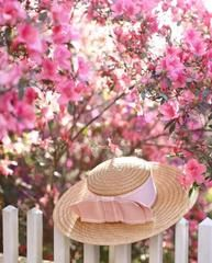 Abundant cherry blossoms and blooming bulbs ~ Easter is around the corner! Time to embrace lighter fabrics, subtle florals, and straw hats. Here are a few suggestions to look positively put together this Easter Sunday. (or any Sunday...)