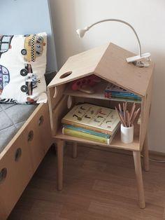 Aufbewahrungsboxen - GAPHOUSE2 - Spielhaus - ein Designerstück von LapGap bei DaWanda